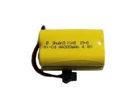 Аккумулятор Ni-Cd 300mAh, 4.8V, SM для Double Eagle E668-003, E669-003, E670-003, E564-003