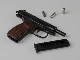 6091 Охолощённый пистолет Макарова (ПМ)