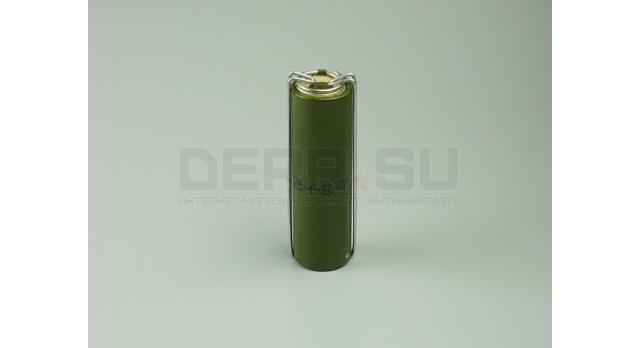 Наземный сигнальный патрон (НСП) оранжевого дыма