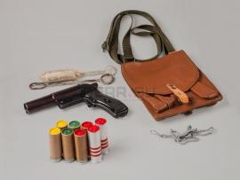 6107 Подарочный набор с ракетницей СПШ