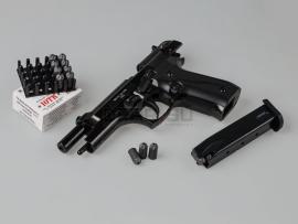 6120 Охолощённый пистолет Beretta 92 с автоматическим режимом стрельбы