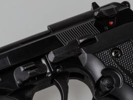 6121 Охолощённый пистолет Beretta 92 с автоматическим режимом стрельбы