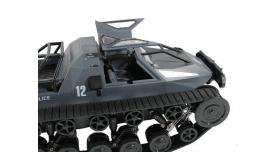 Радиоуправляемый вездеход Military Police (серый) 2.4G 1/12 RTR 7