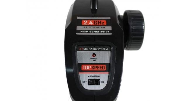 Радиоуправляемый вездеход Military Police (серый) 2.4G 1/12 RTR 17