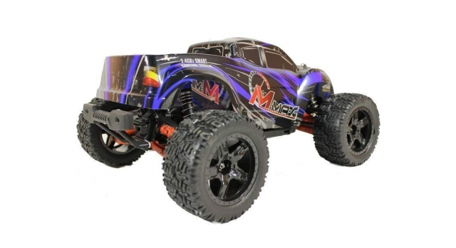Радиоуправляемый монстр Remo Hobby MMAX UPGRADE 4WD 2.4G 1/10 RTR 5