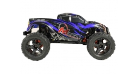Радиоуправляемый монстр Remo Hobby MMAX UPGRADE 4WD 2.4G 1/10 RTR 6
