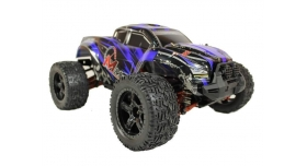 Радиоуправляемый монстр Remo Hobby MMAX UPGRADE 4WD 2.4G 1/10 RTR 7