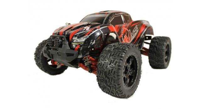 Радиоуправляемый монстр Remo Hobby MMAX UPGRADE 4WD 2.4G 1/10 RTR 9