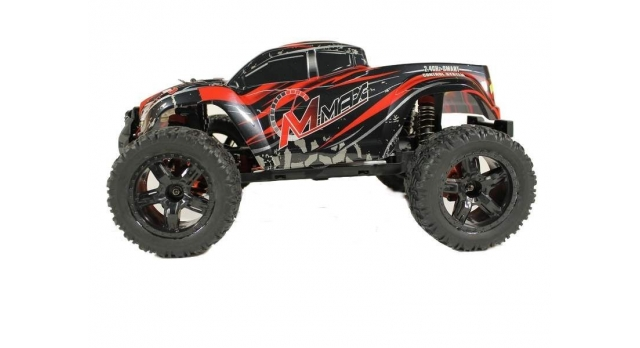 Радиоуправляемый монстр Remo Hobby MMAX UPGRADE 4WD 2.4G 1/10 RTR 11