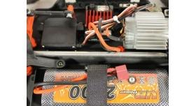 Радиоуправляемый монстр Remo Hobby MMAX UPGRADE 4WD 2.4G 1/10 RTR 28