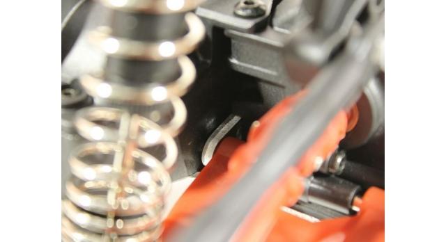 Радиоуправляемый монстр Remo Hobby MMAX UPGRADE 4WD 2.4G 1/10 RTR 33