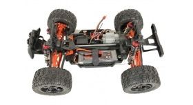Радиоуправляемый монстр Remo Hobby MMAX UPGRADE 4WD 2.4G 1/10 RTR 35