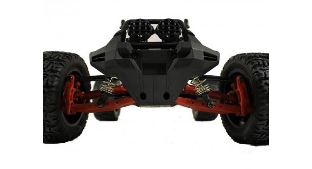 Радиоуправляемый монстр Remo Hobby MMAX UPGRADE 4WD 2.4G 1/10 RTR 36