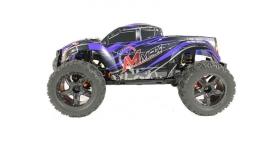 Радиоуправляемый монстр Remo Hobby MMAX PRO UPGRADE 4WD 2.4G 1/10 RTR 2