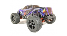 Радиоуправляемый монстр Remo Hobby MMAX PRO UPGRADE 4WD 2.4G 1/10 RTR 3