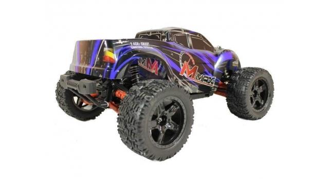 Радиоуправляемый монстр Remo Hobby MMAX PRO UPGRADE 4WD 2.4G 1/10 RTR 5