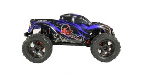 Радиоуправляемый монстр Remo Hobby MMAX PRO UPGRADE 4WD 2.4G 1/10 RTR 6