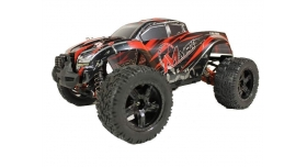 Радиоуправляемый монстр Remo Hobby MMAX PRO UPGRADE 4WD 2.4G 1/10 RTR 10