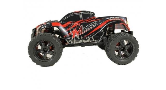 Радиоуправляемый монстр Remo Hobby MMAX PRO UPGRADE 4WD 2.4G 1/10 RTR 11
