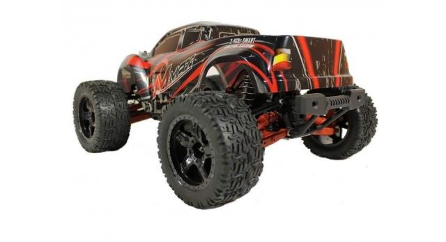 Радиоуправляемый монстр Remo Hobby MMAX PRO UPGRADE 4WD 2.4G 1/10 RTR 12