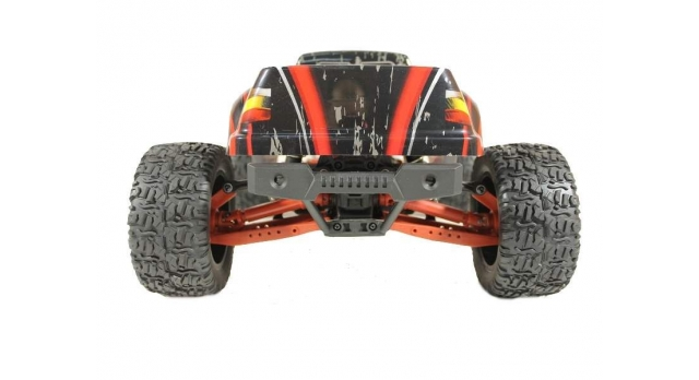 Радиоуправляемый монстр Remo Hobby MMAX PRO UPGRADE 4WD 2.4G 1/10 RTR 13