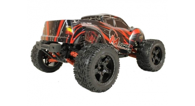 Радиоуправляемый монстр Remo Hobby MMAX PRO UPGRADE 4WD 2.4G 1/10 RTR 14