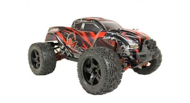 Радиоуправляемый монстр Remo Hobby MMAX PRO UPGRADE 4WD 2.4G 1/10 RTR 16