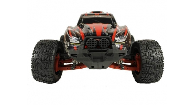 Радиоуправляемый монстр Remo Hobby MMAX PRO UPGRADE 4WD 2.4G 1/10 RTR 17