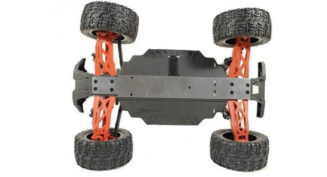 Радиоуправляемый монстр Remo Hobby MMAX PRO UPGRADE 4WD 2.4G 1/10 RTR 21
