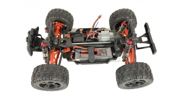 Радиоуправляемый монстр Remo Hobby MMAX PRO UPGRADE 4WD 2.4G 1/10 RTR 22