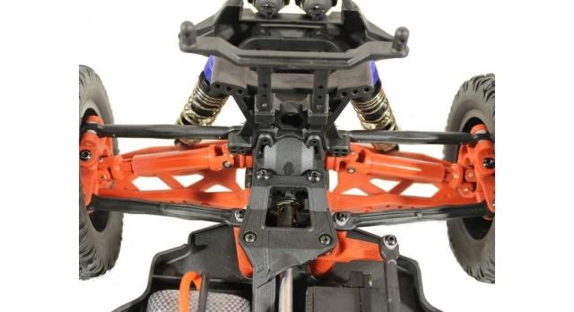 Радиоуправляемый монстр Remo Hobby MMAX PRO UPGRADE 4WD 2.4G 1/10 RTR 30