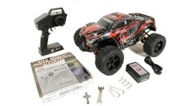 Радиоуправляемый монстр Remo Hobby MMAX PRO UPGRADE 4WD 2.4G 1/10 RTR 37