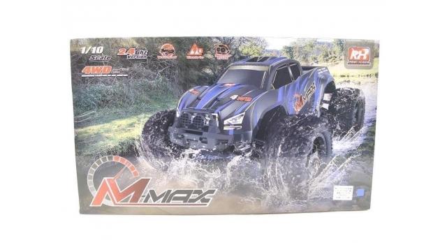 Радиоуправляемый монстр Remo Hobby MMAX PRO UPGRADE 4WD 2.4G 1/10 RTR 38