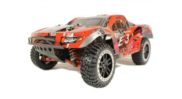 Радиоуправляемый шорт-корс Remo Hobby EX3 UPGRADE 4WD 2.4G 1/10 RTR 1