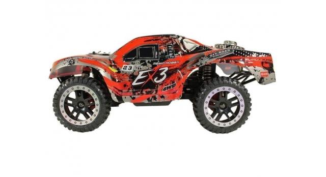 Радиоуправляемый шорт-корс Remo Hobby EX3 UPGRADE 4WD 2.4G 1/10 RTR 2