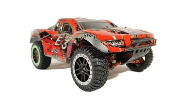 Радиоуправляемый шорт-корс Remo Hobby EX3 UPGRADE 4WD 2.4G 1/10 RTR 4