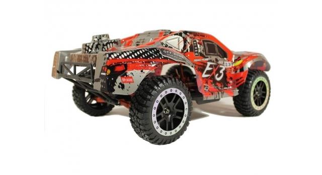 Радиоуправляемый шорт-корс Remo Hobby EX3 UPGRADE 4WD 2.4G 1/10 RTR 6