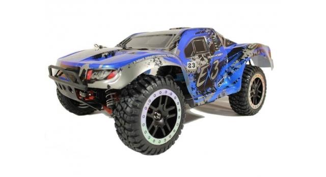 Радиоуправляемый шорт-корс Remo Hobby EX3 UPGRADE 4WD 2.4G 1/10 RTR 11