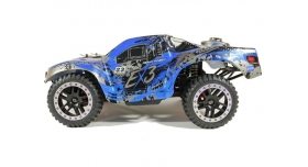 Радиоуправляемый шорт-корс Remo Hobby EX3 UPGRADE 4WD 2.4G 1/10 RTR 12