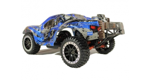 Радиоуправляемый шорт-корс Remo Hobby EX3 UPGRADE 4WD 2.4G 1/10 RTR 13