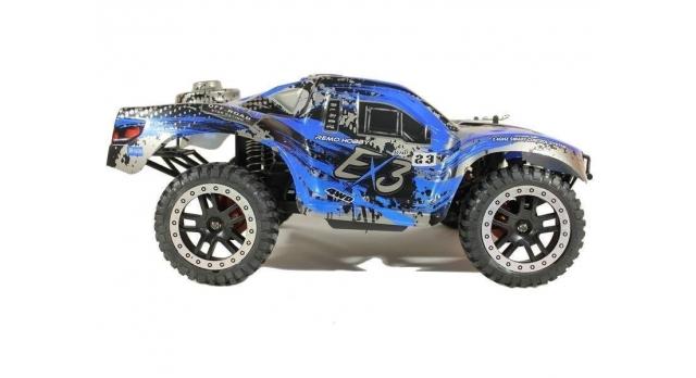 Радиоуправляемый шорт-корс Remo Hobby EX3 UPGRADE 4WD 2.4G 1/10 RTR 16