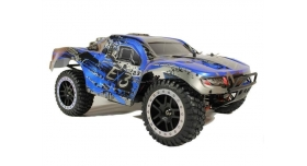 Радиоуправляемый шорт-корс Remo Hobby EX3 UPGRADE 4WD 2.4G 1/10 RTR 17