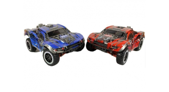 Радиоуправляемый шорт-корс Remo Hobby EX3 UPGRADE 4WD 2.4G 1/10 RTR 18