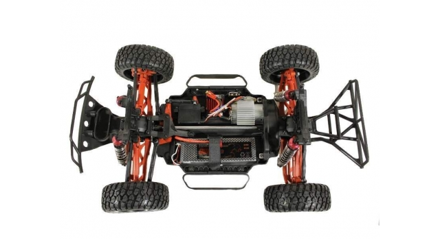 Радиоуправляемый шорт-корс Remo Hobby EX3 UPGRADE 4WD 2.4G 1/10 RTR 19