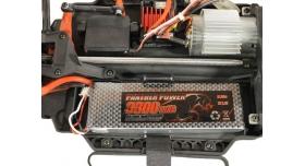Радиоуправляемый шорт-корс Remo Hobby EX3 UPGRADE 4WD 2.4G 1/10 RTR 21