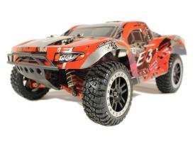 Радиоуправляемый шорт-корс Remo Hobby EX3 Brushless UPGRADE 4WD 2.4G 1/10 RTR