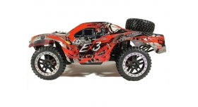 Радиоуправляемый шорт-корс Remo Hobby EX3 Brushless UPGRADE 4WD 2.4G 1/10 RTR 2