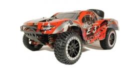 Радиоуправляемый шорт-корс Remo Hobby EX3 Brushless UPGRADE 4WD 2.4G 1/10 RTR 3