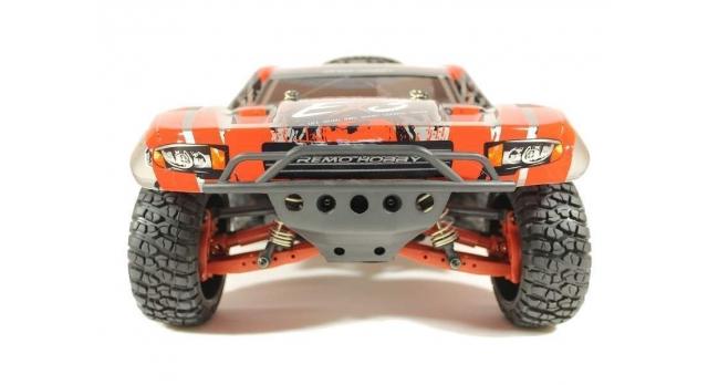 Радиоуправляемый шорт-корс Remo Hobby EX3 Brushless UPGRADE 4WD 2.4G 1/10 RTR 4