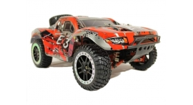 Радиоуправляемый шорт-корс Remo Hobby EX3 Brushless UPGRADE 4WD 2.4G 1/10 RTR 5